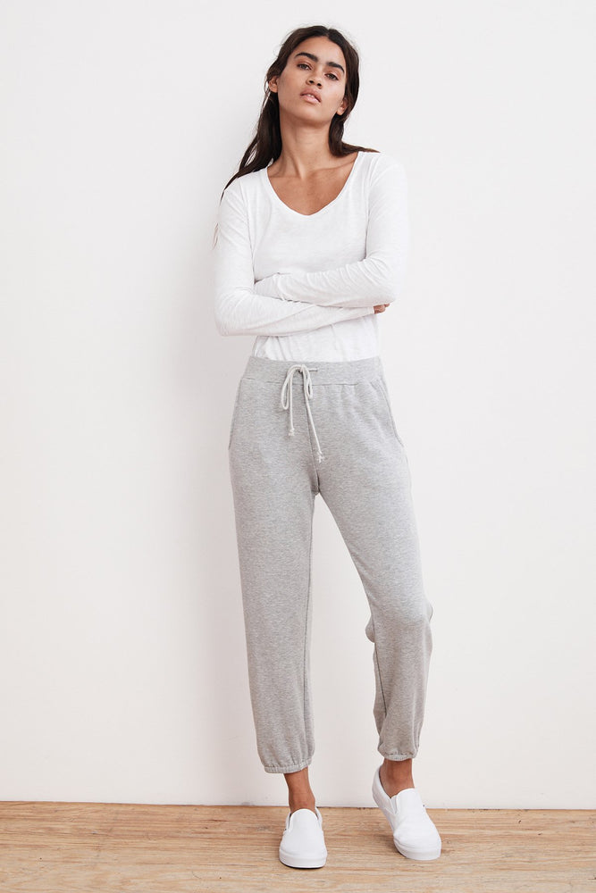 Load image into Gallery viewer, CHAVA ATHLEISURE BANDED PANT