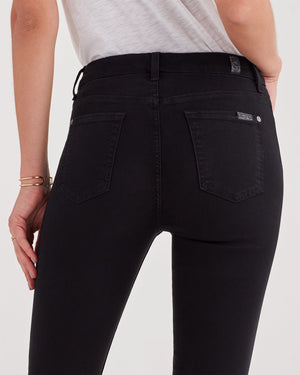b(air) HIGH WAIST SKINNY DENIM