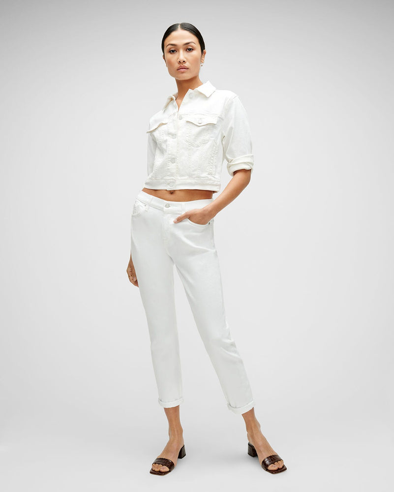Load image into Gallery viewer, JOSEFINA BROKEN TWILL WHITE - NEW!