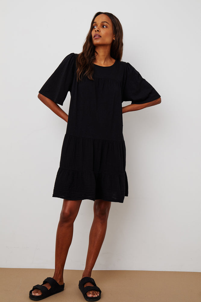 KILEY COTTON SLUB DRESS - NEW!