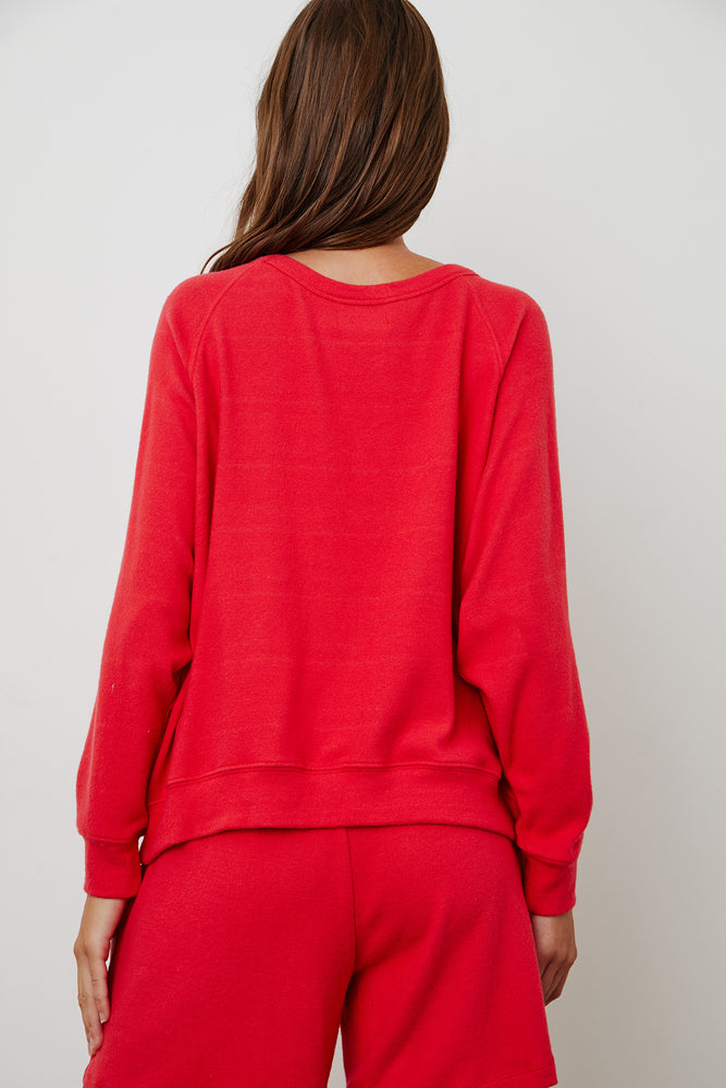 BRYLIE COZY LUX L/S TOP - NEW!
