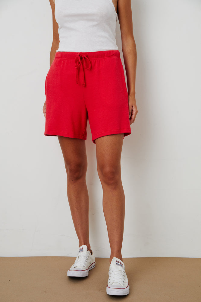 JANEY COZY LUX SHORT - NEW!