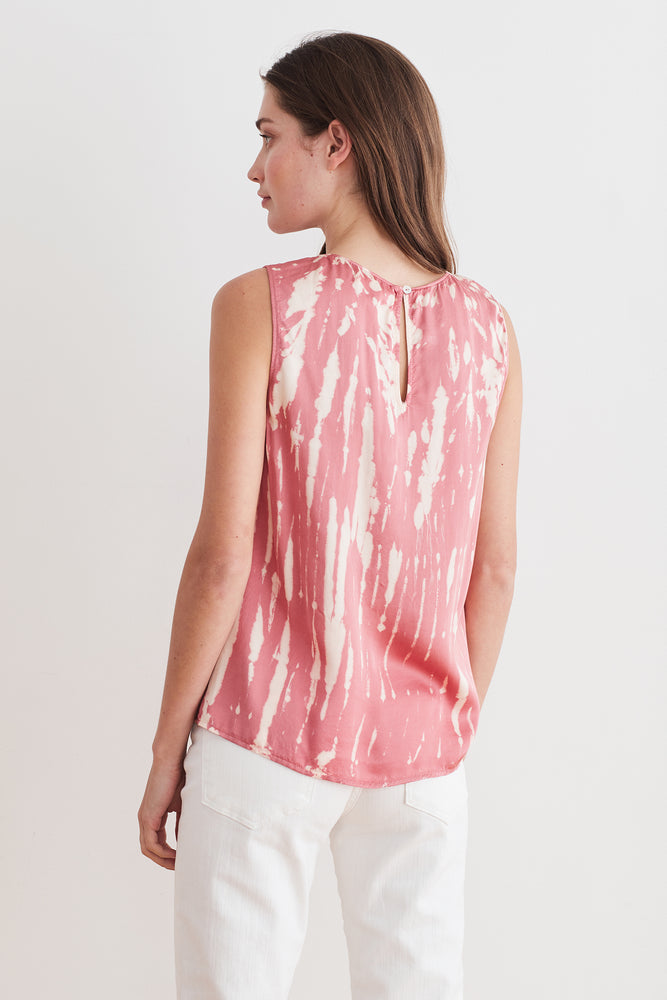 Load image into Gallery viewer, IRMA TIE DYE SLEEVELESS TOP