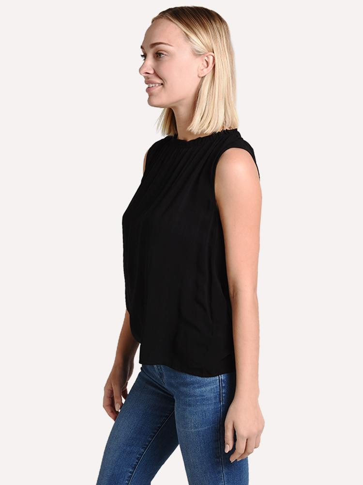 Load image into Gallery viewer, WENNA CHALLIS SLEEVELESS TOP