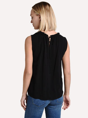 Load image into Gallery viewer, RAYON CHALLIS SLEEVELESS TOP