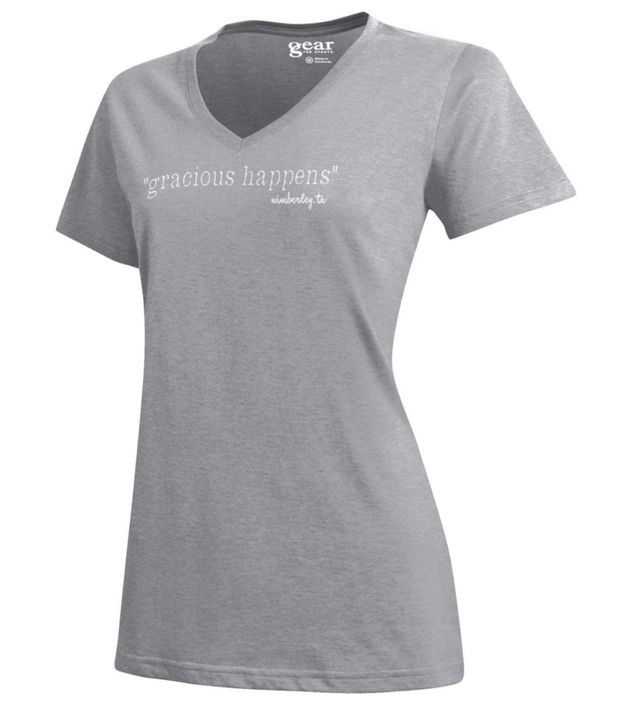 the New Gracious Tee