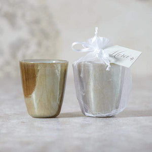 Italian Glass Candles