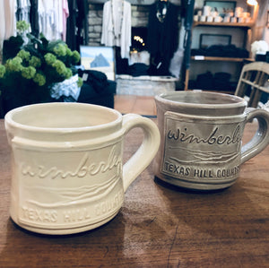 the Wimberley Mug