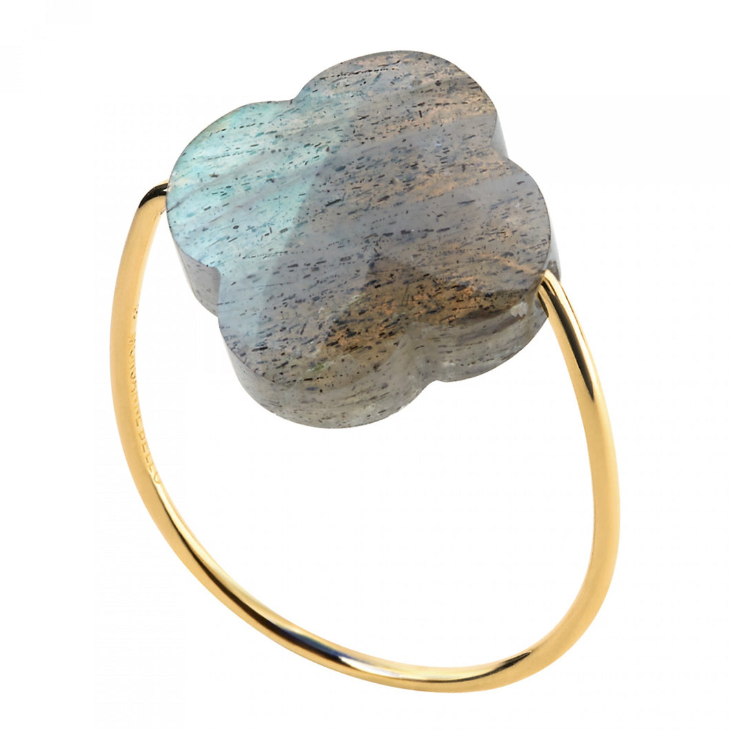 Morganne Bello ring