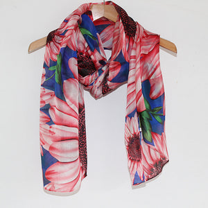 Tilley & Grace Large Silk Scarf
