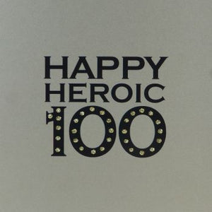 Happy 100 Card