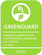 lable ecologique greenguard gold