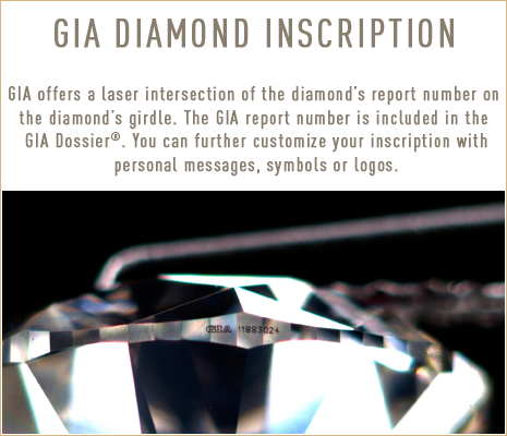 Diamond Girdle. Understanding the components of a diamond. Bashert Jewelry.