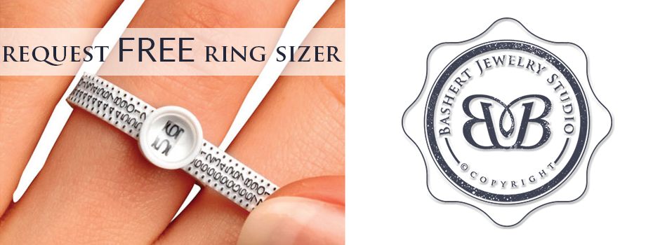Bashert Fine Jewelry online e-boutique. Request your free ring sizer. Custom Engagement Rings and Fine Jewelry Boca Raton Florida