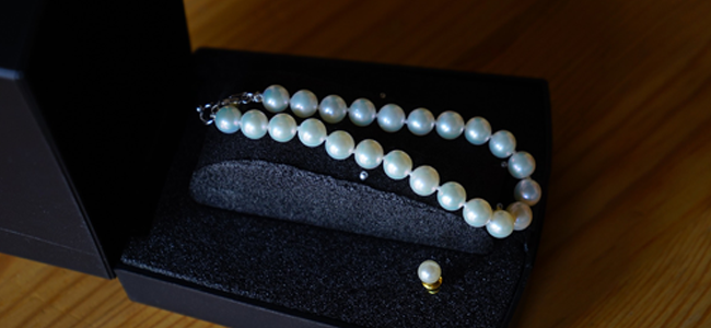 How to properly take care for your Pearl Jewelry.