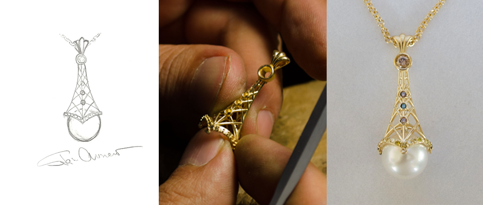 Bashert Jewelry custom fine jewelry online. We customize your jewelry from the pencil sketch to the final touches..png