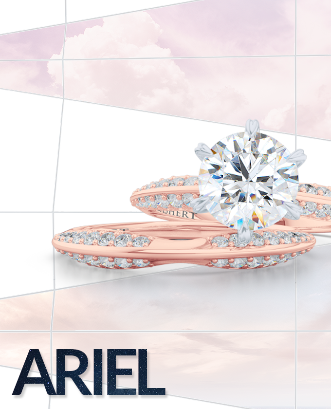 Engagement Rings, Bespoke Rings. Diamond Rings, Moissanite rings, Wedding Bands for Your special occasion. Bashert Jewelry. Boca Raton, Florida