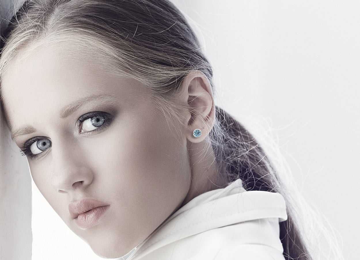 Accessories makeover. Earrings for any occasion. Bashert Jewelry.