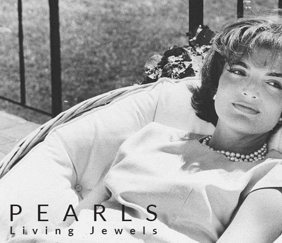 """Pearls are always appropriate."" Bashert Jewelry, Blog"