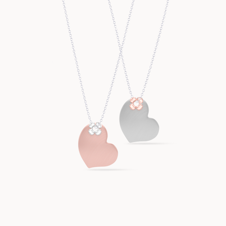 Shop Heart Pendants for Mom. Make Mother's Day Sparkle