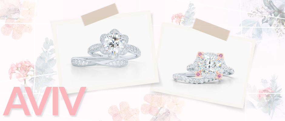 Engagement Rings, Bespoke Rings. Wedding Bands for Your special occasion. Bashert Jewelry. Boca Raton, Florida
