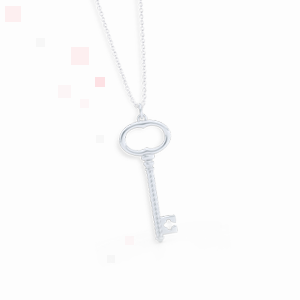 Little Luxuries under $300. Elegant Key Pendant Necklaces for all occasions and ages. Bashert Jewelry.