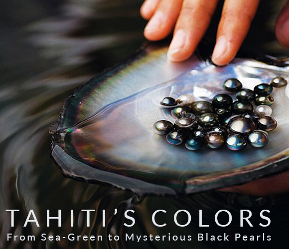 The misterious and colorful world of the Tahitian Pearls. Bashert Jewelry, Blog