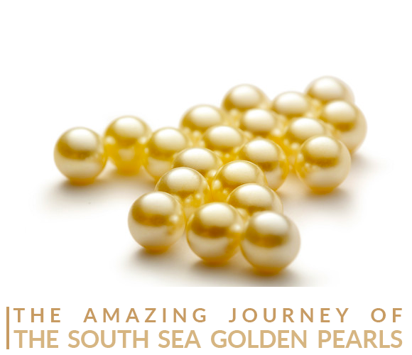 The Journey of The South Sea Golden Pearl. Jewelry Trends and Rumors. Bashert Jewelry Blog