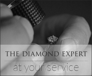 Bashert Jewelry Diamond Expert at your service. Custom Engagement RIngs