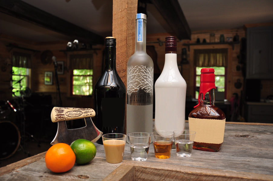 Simple Shot Recipes for Another Weekend at Home