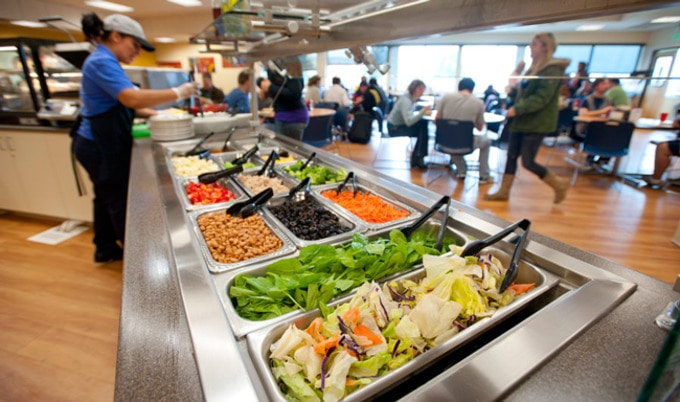 Why Cafeterias and Dining Halls Should Be Using Disposable Utensils