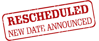 Did the Shutdown Delay Your Spring Event? Take the Time to Reschedule and Rethink that Event!