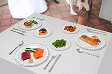Load image into Gallery viewer, Durable and Elegant Plastic Flatware that Makes Fine Dining Simple and Easy