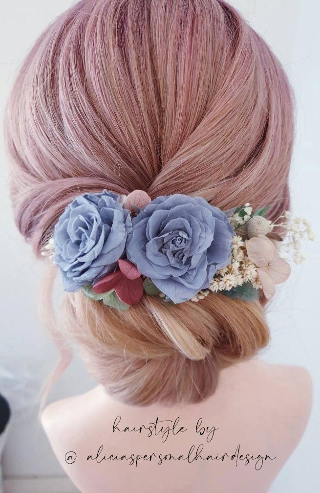 The Look - Dried Floral Accessories