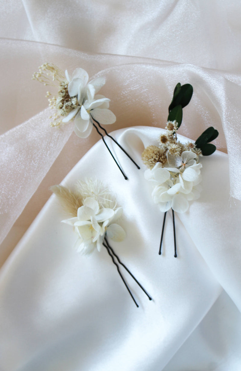 Cloudland Hairpin Set - Herhair Accessories