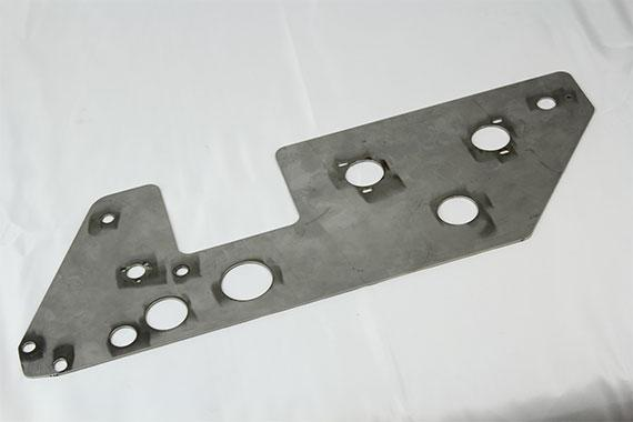 Applicator Back Plate