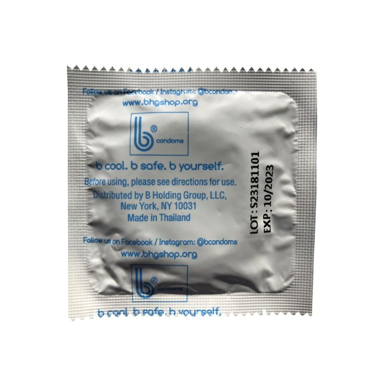 Extra Strength b condoms, 20 Pack