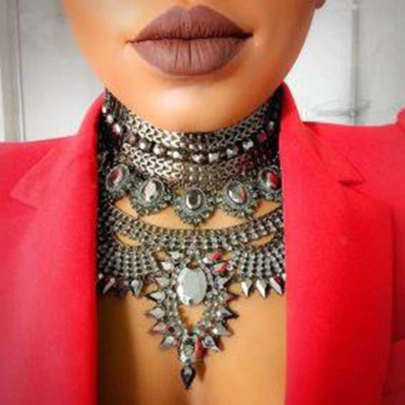 Women Warrior Choker