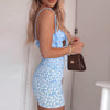 Pick Me Up Mini Dress