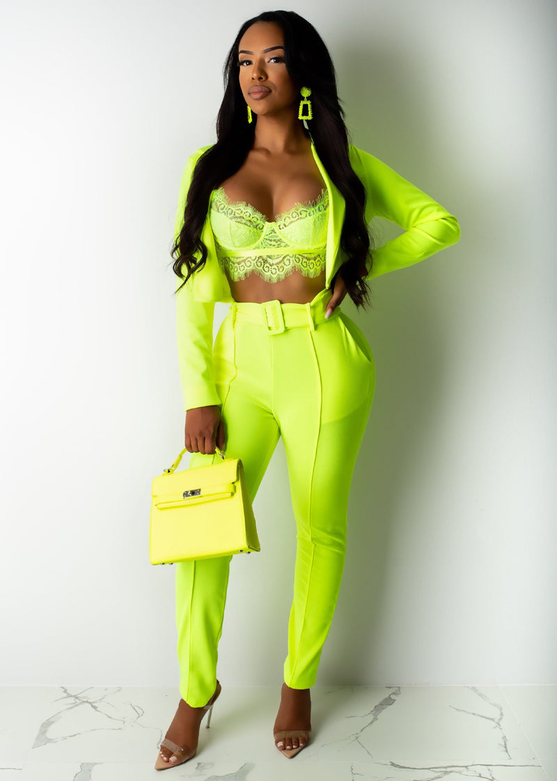 Neon Dreams Matching Set