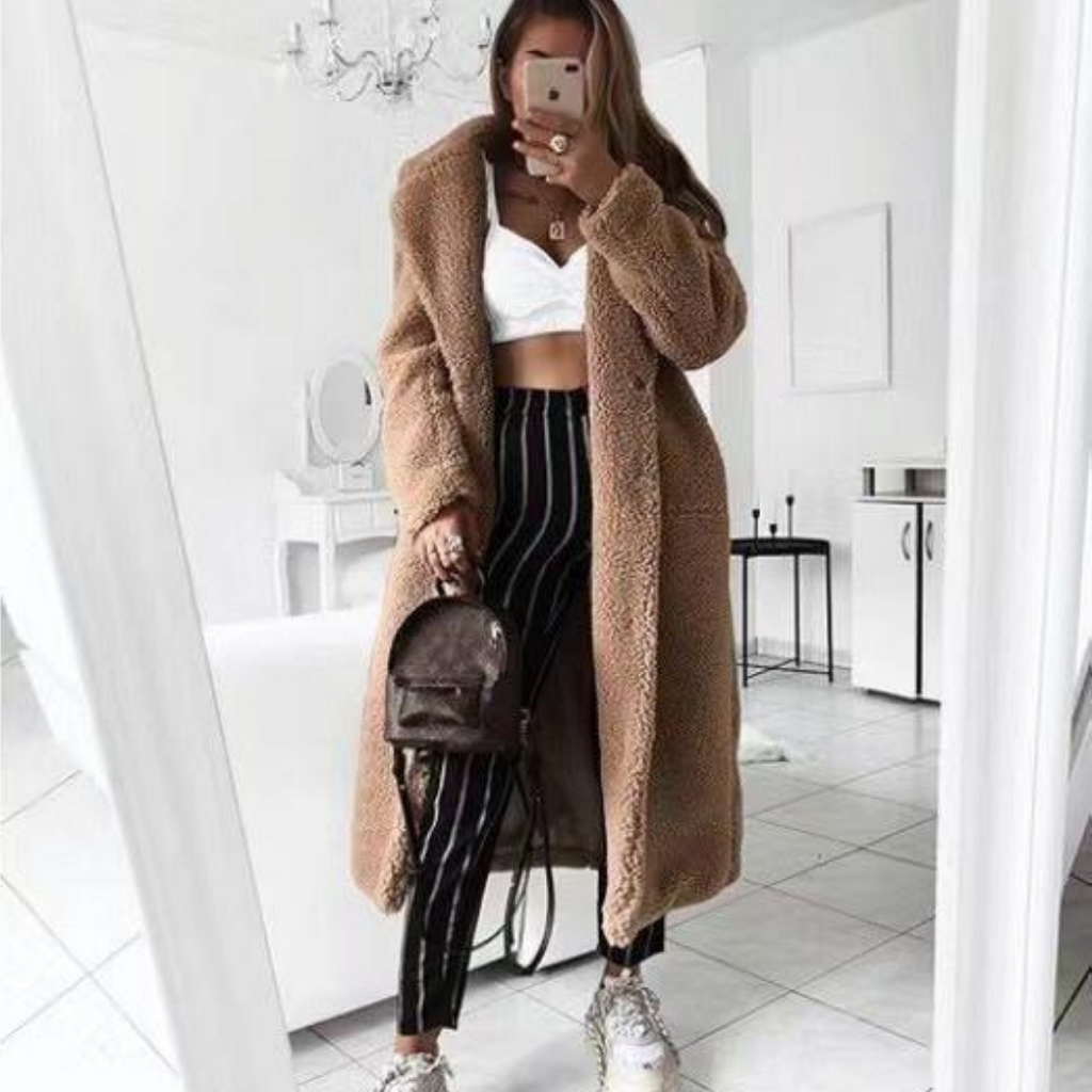 Winter Nights Midi Coat