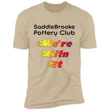 Load image into Gallery viewer, SB Pottery Club Men's Cotton Short Sleeve T-Shirt - SaddleBrookeUSA