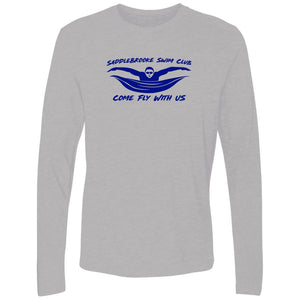 """Come Fly With Us"" Men's Premium LS"