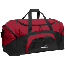 Load image into Gallery viewer, SaddleBrookeUSA Embroidered Sport Duffel - SaddleBrookeUSA