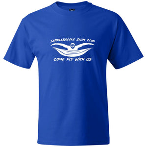 """Come Fly With Us"" Mens Heavy Weight  T-Shirt"