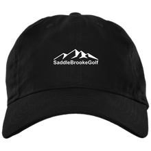 Load image into Gallery viewer, SaddleBrooke Golf Embroidered Twill Unstructured Ball Cap - SaddleBrookeUSA