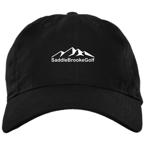 SaddleBrooke Golf Embroidered Twill Unstructured Ball Cap - SaddleBrookeUSA