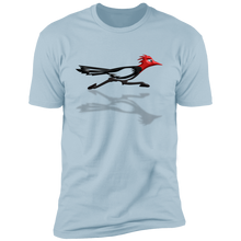 Load image into Gallery viewer, Roadrunner Short Sleeve Cotton T-Shirt - SaddleBrookeUSA