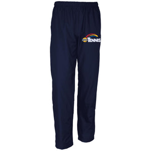 """Tennis"" Mens' Wind Pants - SaddleBrookeUSA"