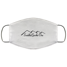 Load image into Gallery viewer, SaddleBrooke One Face Mask - SaddleBrookeUSA